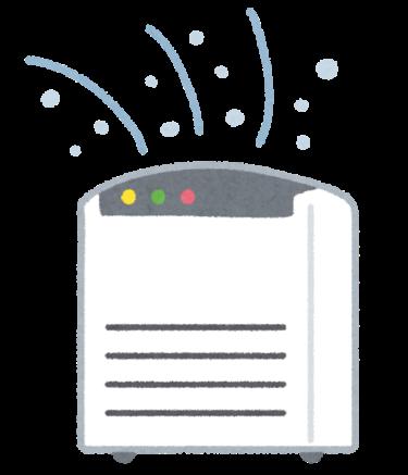 プラズマクラスターの加湿フィルターの交換方法