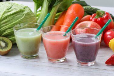 「1日分の野菜」ジュースは野菜の代わりになるの?