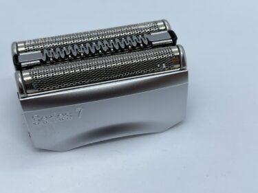 BRAUN Series7のランプが点滅する原因は何?−網刃・内刃カセット交換サイン